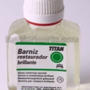 Barniz Restaurador Brillante 100ml TITAN