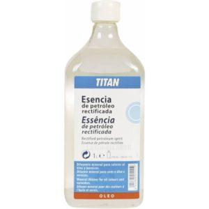 Esencia de Petroleo 1litro TITAN