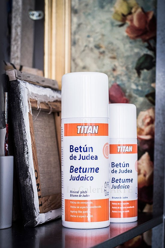 Betun de Judea Spray 400ml TITAN