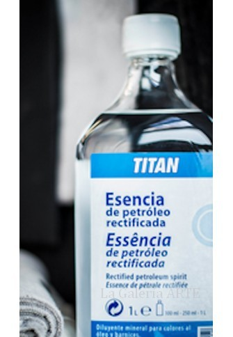 Esencia de Petroleo 250ml TITAN