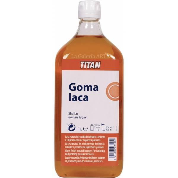 Goma Laca 1litro TITAN