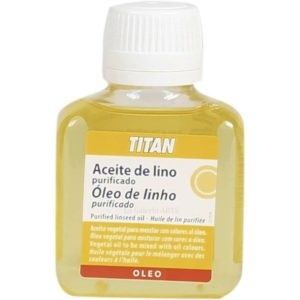 Aceite de Lino Purificado 100ml TITAN