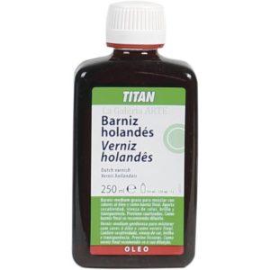 Barniz Holandes 250ml TITAN