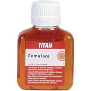 Goma Laca 100ml TITAN