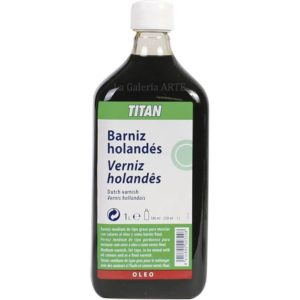Barniz Holandes 1 litro TITAN