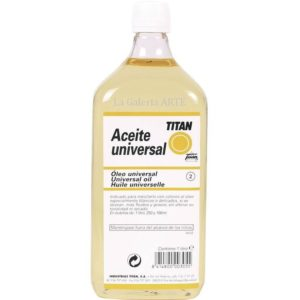 Aceite Universal 1 litro TITAN