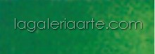 645 - Acuarela Talens Van Gogh Verde Huoker Oscuro Pastilla