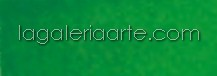 662 - Acuarela Talens Van Gogh Verde Permanente Pastilla