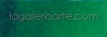 675 - Acuarela Talens Van Gogh Verde Ftalo Pastilla