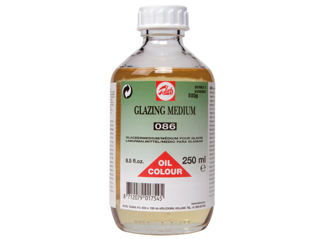 Medio Oleo Para Veladuras 250ml.