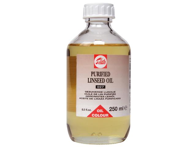 Aceite de Linaza Purificado 250 ml. TALENS