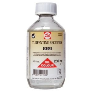 Trementina Rectificada TALENS 250ml
