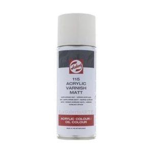 Barniz Oleo y Acrilico TALENS 115 Mate Spray 400ml