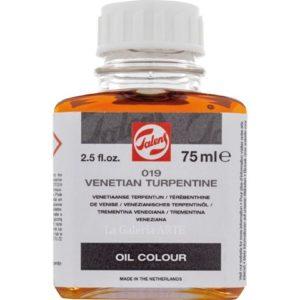 Trementina Veneciana TALENS 75ml nº 019
