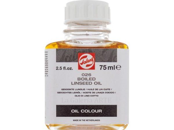 Aceite de Linaza Cocido 75 ml. TALENS nº026