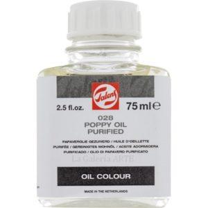 Aceite de Adormidera Purificado 75 ml. TALENS 028