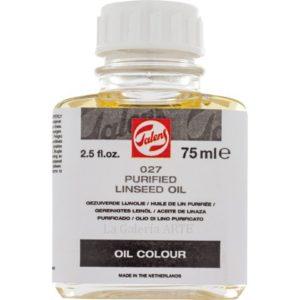 Aceite de Linaza Purificado 75 ml. TALENS 027