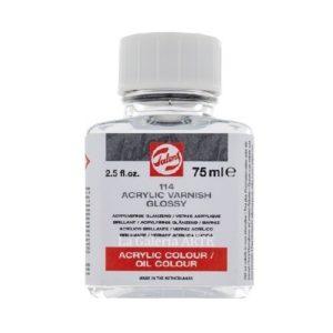 Barniz Oleo y Acrílico Brillante TALENS 75 ml nº114