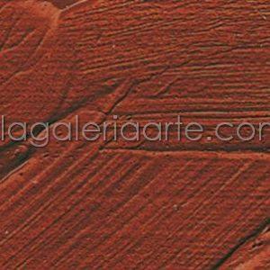 Acrilyc Studio Vallejo Nº10 rojo oxido de hierro 200 ml.