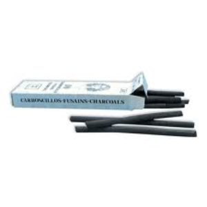 Carboncillos Leam ref. 101 5 a 7mm, 10 un.