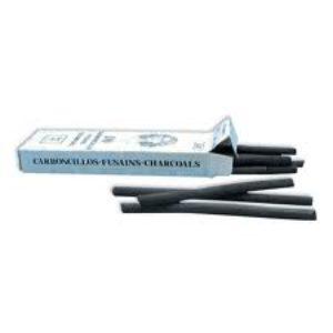 Carboncillos Leam ref.102 8 a 9mm 10 un.