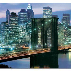 Puente de Brooklyn, 1000P.