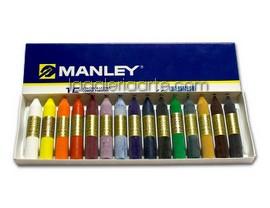 Ceras MANLEY 15 unidades