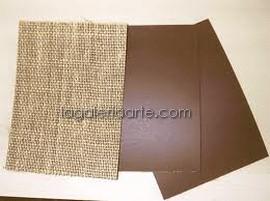 Plancha de Linoleo 25x33cm