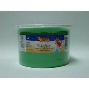 Pintura de Dedos Verde 500ml