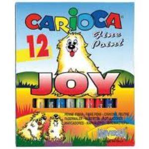 12 Rotuladores CARIOCA JOY
