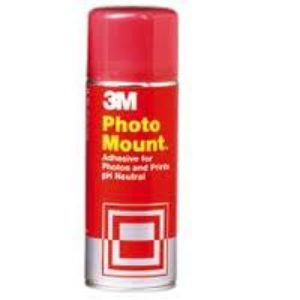 Adhesivo para Fotografia 400ml Photo Mount 3M