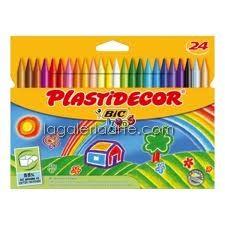 PLASTIDECOR 24 unidades