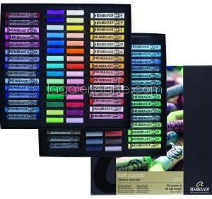 Pastel Suave REMBRANDT 60 barras+60 1/2 barras