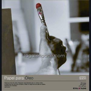 Bloc Oleo Rembrandt 30X40cm 10 Hojas
