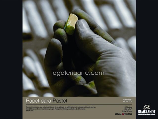 Bloc Pastel Rembrandt 30X40cm 20 hojas