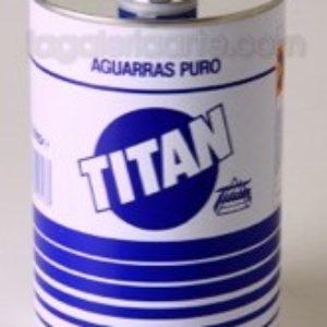Aguarras Puro TITAN 500ml