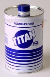 Aguarras Puro TITAN 1Litro