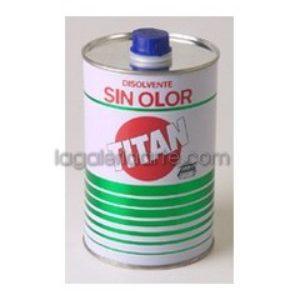 Disolvente TITAN Sin Olor 500ml