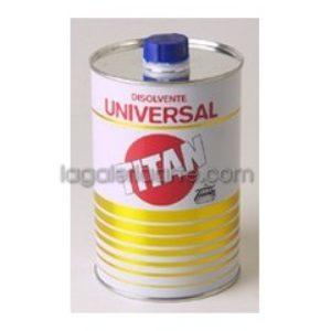 Disolvente TITAN Universal 250ml
