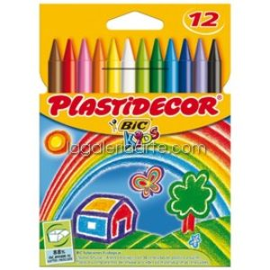 PLASTIDECOR 12 unidades