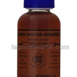 Barniz Mixtion para Doradores 5 AROS 125ml