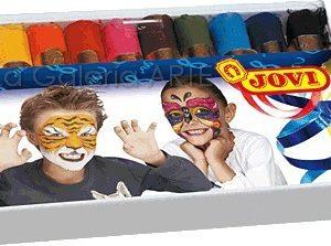Maquillaje JOVI 10 Barras Pequeñas 5g