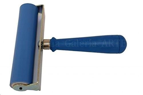 Rodillo de Caucho para Linoleo REIG 80mm