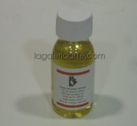 Aceite de Linaza Refinado 100ml. LIENZOS LEVANTE