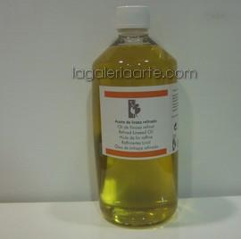 Aceite de Linaza Refinado 1l. LIENZOS LEVANTE