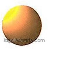 Pintura Metalica O-9 Oro Ducado 50ml