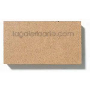 Tablilla sin Entelar DM 10mm 42,5x41,5cm