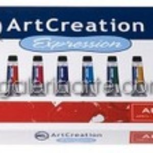 Estuche Acrilico 12 X 12ml Art Creation Expression
