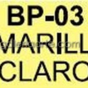 BUBBLE Paint Amarillo Claro 03 60ml