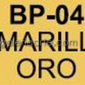 BUBBLE Paint Amarillo Oro 04 60ml